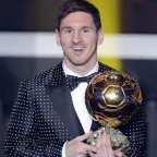 Lionel Messi best soccer player in the world