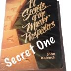 master prospector secret 1