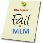 why people fail at network marketing