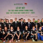 Herbalife sponsors Vietnamese olympic team