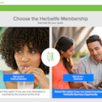 Herbalife preferred member