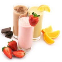 how many calories in a herbalife shake