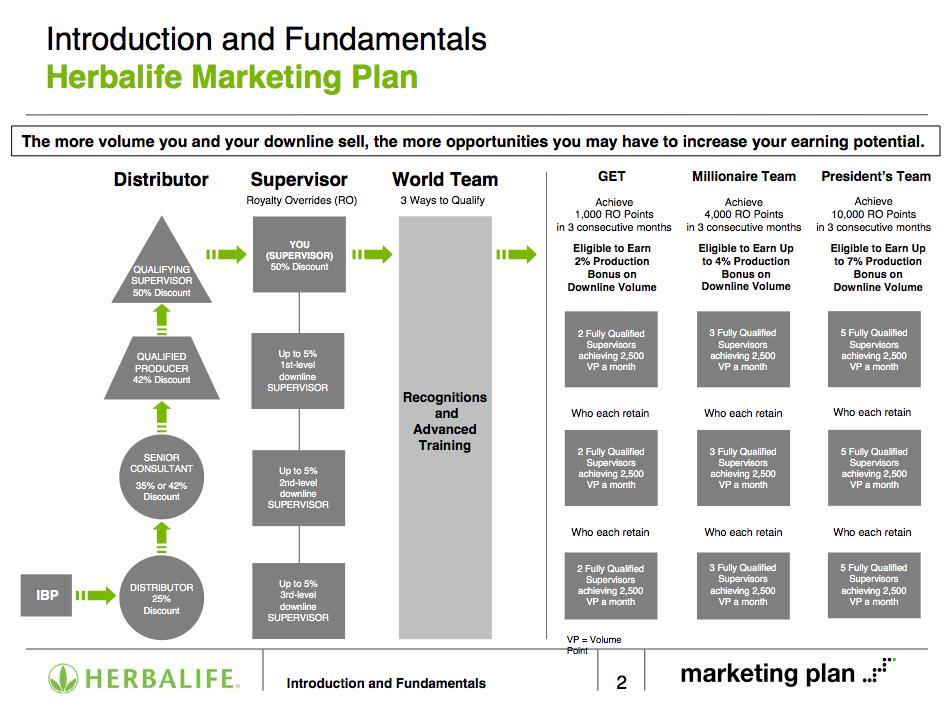 marketing plan basics
