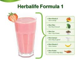 Herbalife Nutrition Product Review - The Formula 1 Herbalife Shake